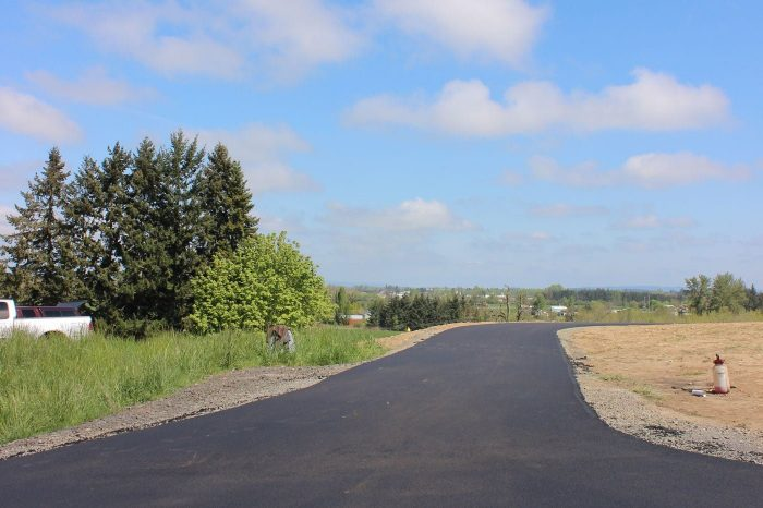 Lebanon Development | Asphalt and Excavation | Blackstone Construction